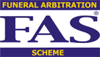 We are members of the Funeral Arbitration Scheme